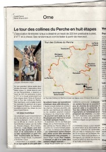 Ouest-France 30 avril 2013